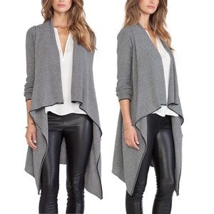 BB Dakota Fenna Knit Cardigan Waterfall Long